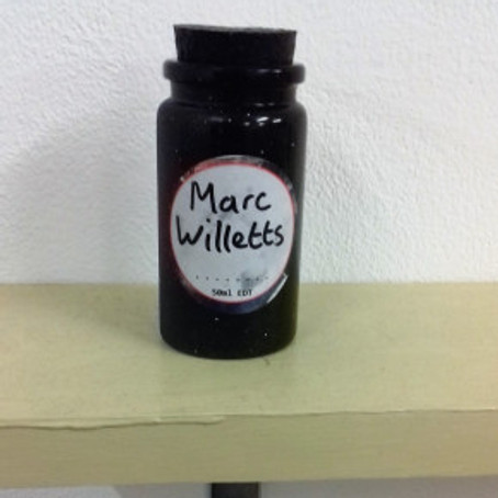 Perfume Portrait #56 – Marc Willetts