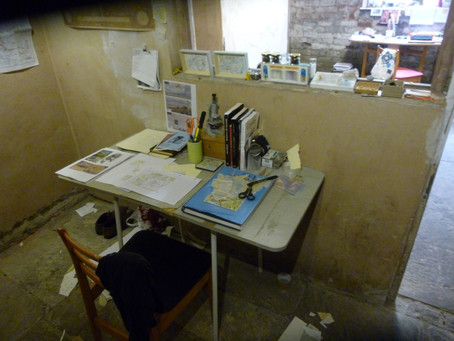 Speculative Studio #1 – David Cotton
