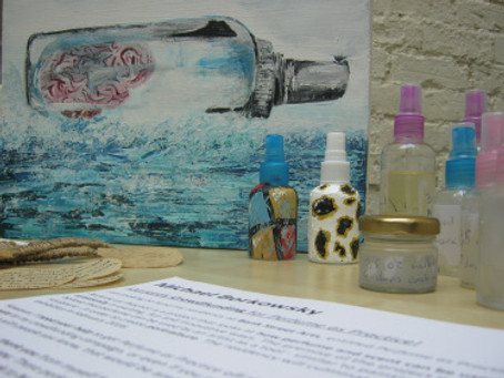 Perfume as Practice at Open Studios
