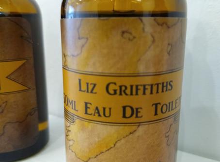 Perfume Portrait #123 – Liz Griffiths