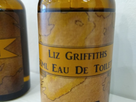 Perfume Portrait #123 – Liz Griffiths