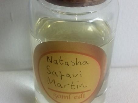 Perfume Portrait #69 – Natasha Safavi Martin