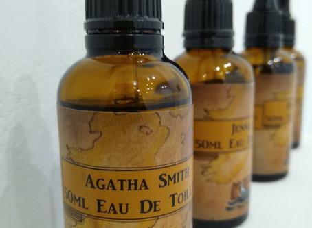 Perfume Portrait #118 – Agatha Smith