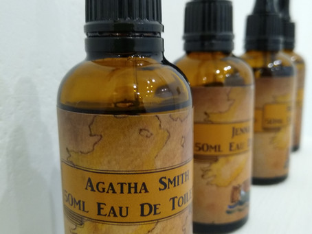 Perfume Portrait #118 – Agatha Smith