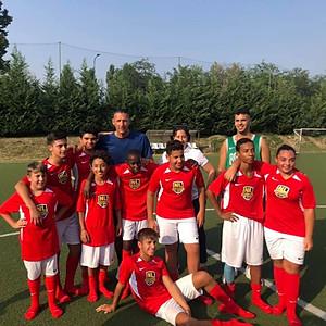 No League con Materazzi