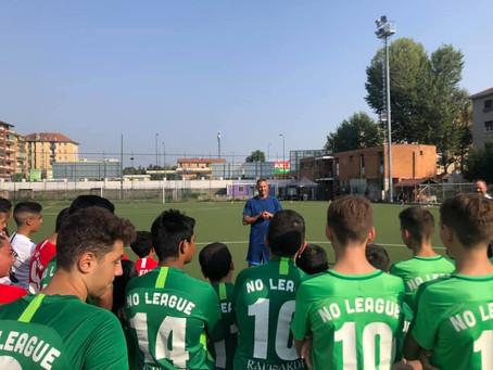 No League con Marco Materazzi!