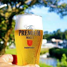 The premium Malts draft