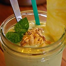 avocado shake (soy milk ver.)