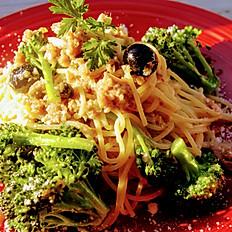 tuna & broccoli