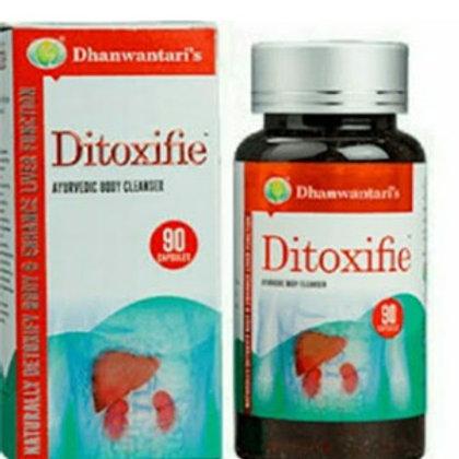 Detoxify-90 cap.