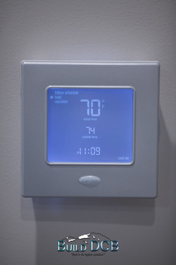 modern smartphone control heat