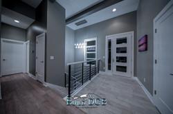 custom house glass entry
