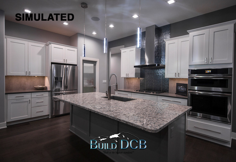 custom kitchen cabnetry granite counter tops