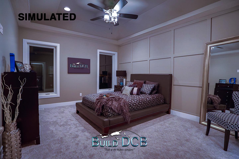 large guest bedroom