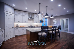 large kitchen can lighting fixtures