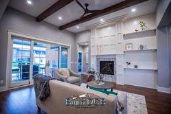 interior fireplace wood floo