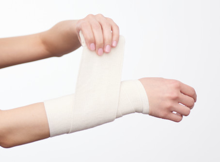 Bendaggi umidi nella dermatite atopica