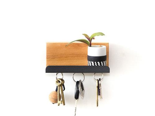 Porta llaveros CLÉ madera