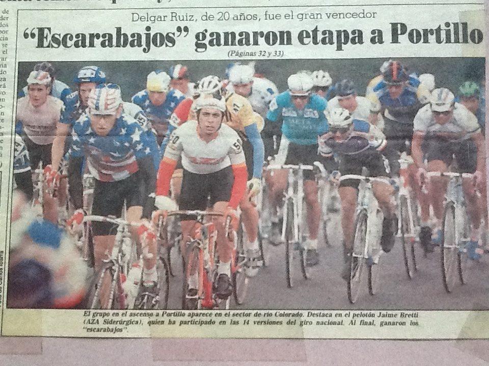 1989 Vuelta de Chile