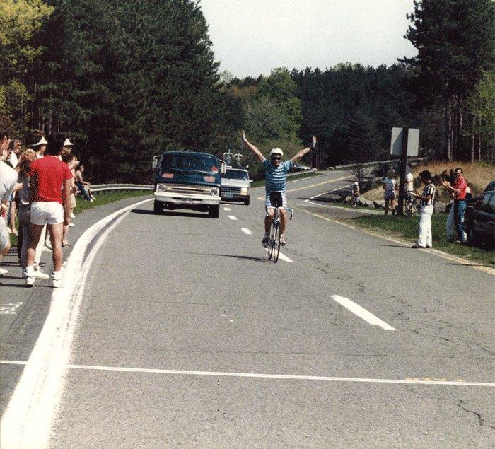 1987 Bear Mountain Road Race