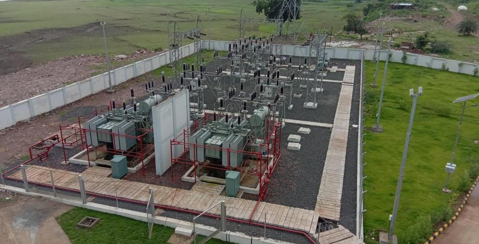 66 kV Switchyard