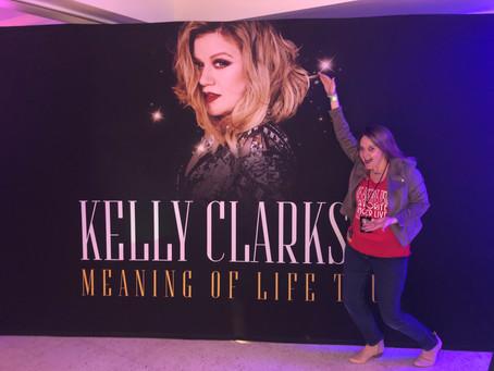 Ah Kelly Clarkson