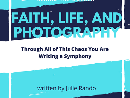 Through All of This Chaos, You Are Writing a Symphony
