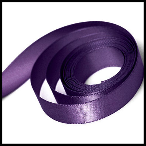 SF Black Plum Ribbon (1281)