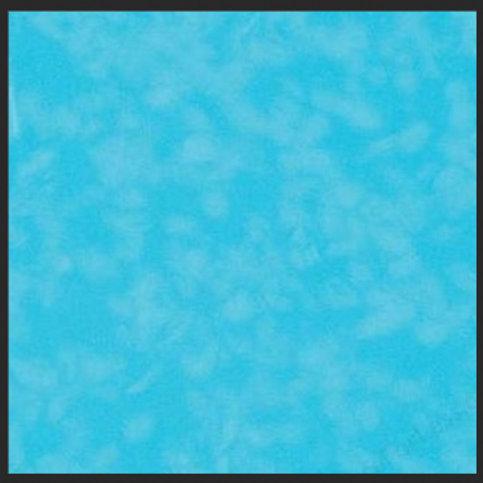 Powder Blue Suede
