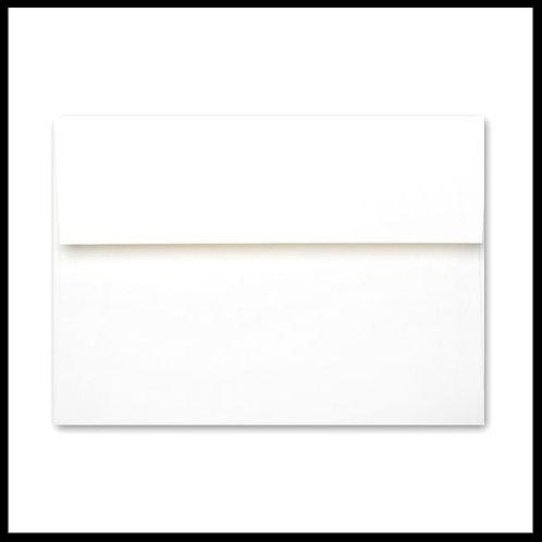 Esse Pearlized White Envelopes