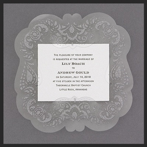 Wedding Invitation Montreal