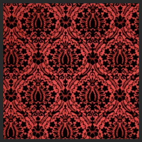Lotus Damask Red
