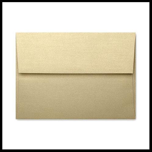 Curious Metallics Gold Leaf Envelopes