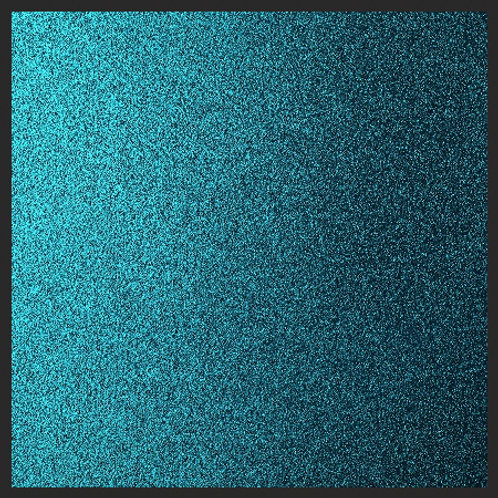 Ocean Blue Glitter