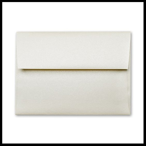 Esse Pearlized Latte Envelopes