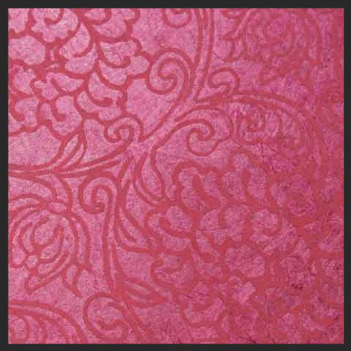 Deep Red Lotus