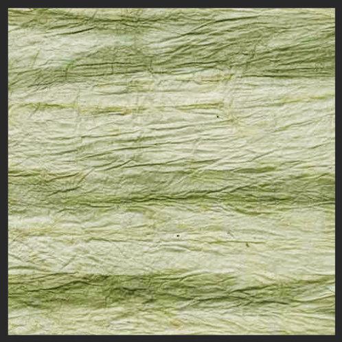Olive Green Dual Tone Wrinkle