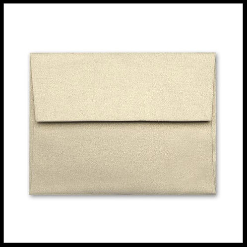 Esse Pearlized Cocoa Envelopes