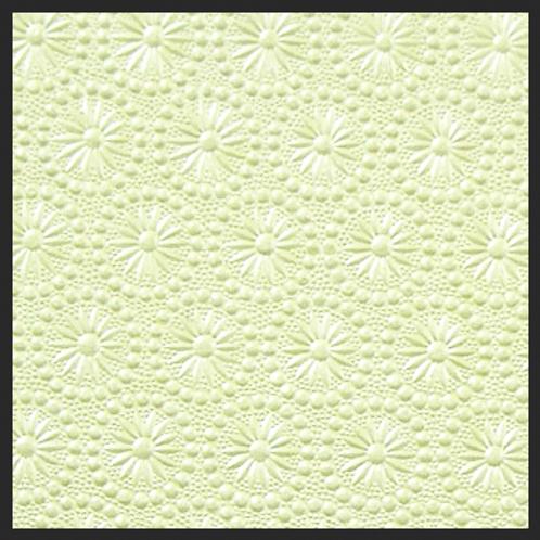 Ivory Pearl Pinwheel