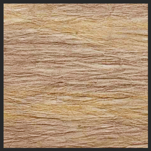 Brown Golden Dual Tone Wrinkle