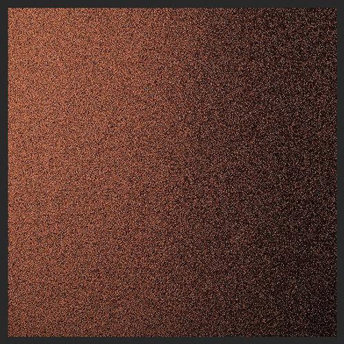 Bronze Copper Glitter
