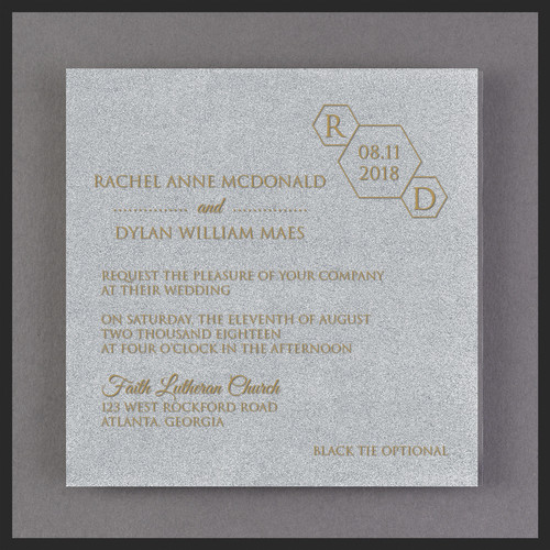 Montreal Wedding Invitations: Wedding Invitations Montreal / The Paper Shop