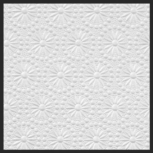 White Opal Pearl Pinwheel