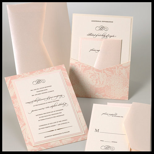 Wedding Invitation Montreal