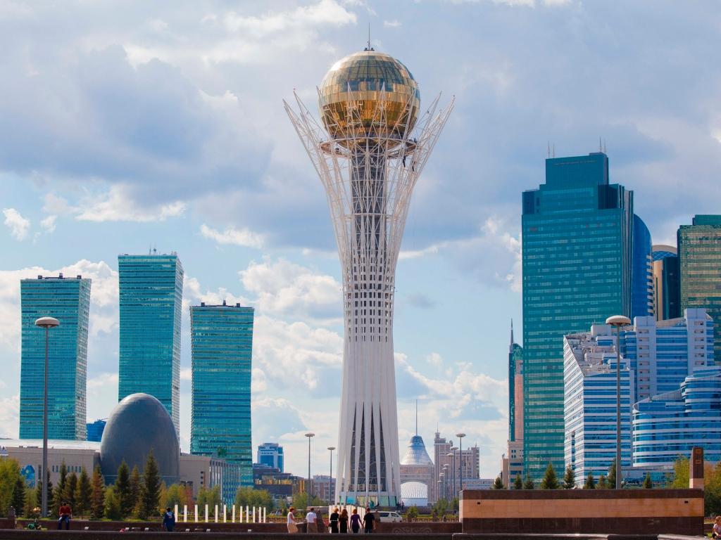 Байтерек, г. Астана