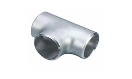 Threaded reducing tee pipe fitting