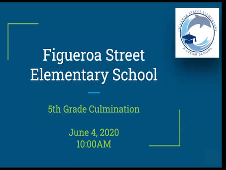 2020 5th Grade Culmination