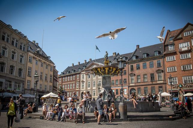 Copenhagen Square, Denmark
