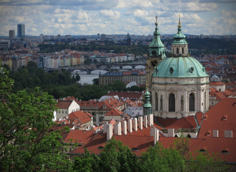 Prague, Czechia / Czech Republic