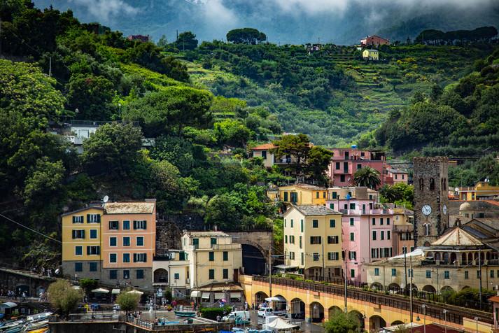 Monteroso al Mare, Cinque Terre, Italy